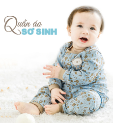 Thời trang sơ sinh bé trai concung.com