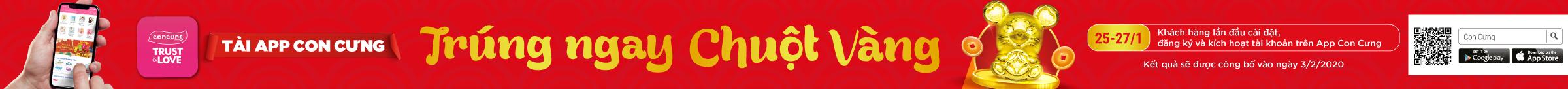 Tải App Trúng Chuột Vàng - Xuân Canh Tý - Vạn Điều Như Ý