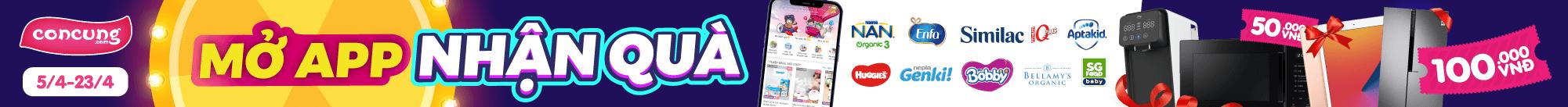 Mở app nhận quà Top 4505