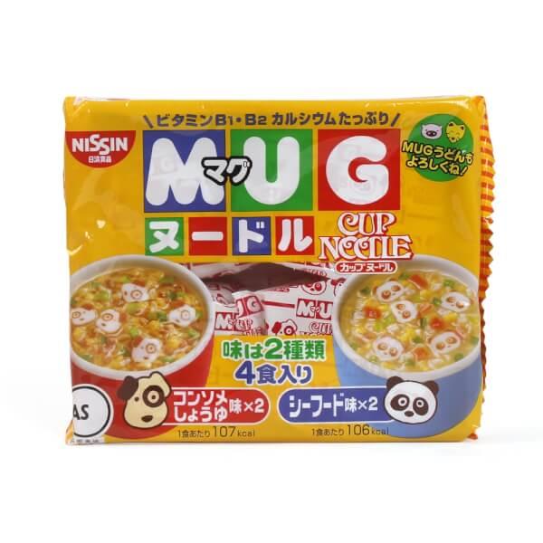 Mì ăn liền Mug Nhật Bản thịt bằm, 94g
