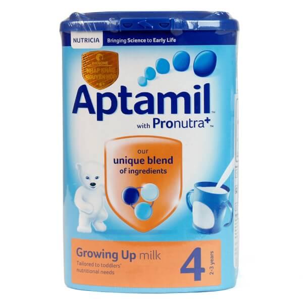 Sữa Aptamil Anh số 4 800g (2-3 tuổi)