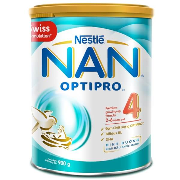 Sữa Nestle NAN Optipro 4, 900g