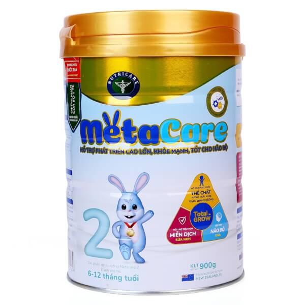 Meta Care 2 900g, 6-12 tháng