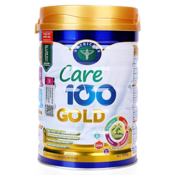 Care 100 Gold 900g
