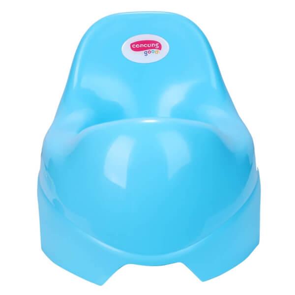 Bô vệ sinh cho bé ConCung Good 8810 màu xanh