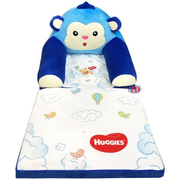 Bỉm tã quần Huggies Dry size XXL 56 miếng (15-25kg)