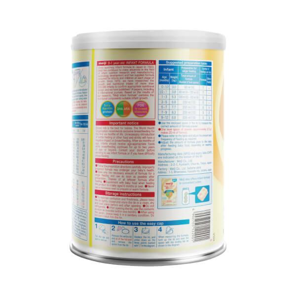 Sữa Meiji Infant Formula 800g (0-12 tháng)