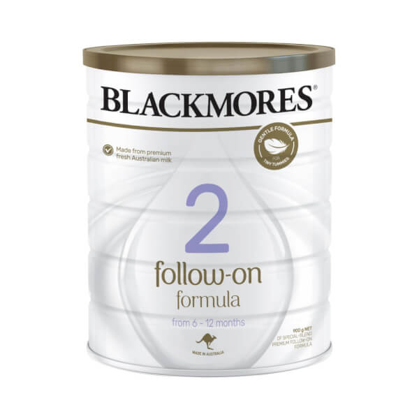 Sữa Blackmores Số 2 900g (6-12 tháng tuổi)