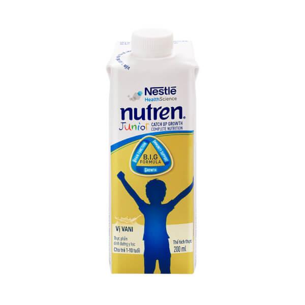 Thực phẩm dinh dưỡng y học Nutren Junior