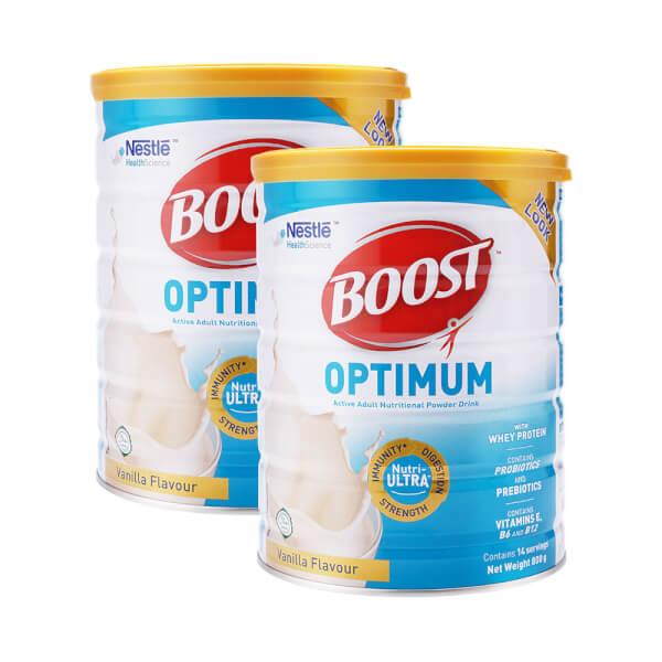 Combo 2 thực phẩm bổ sung BOOST® Optimum
