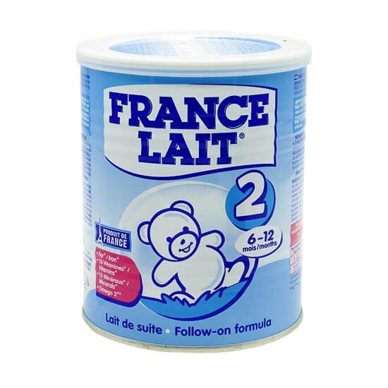 Sữa France Lait số 2 900g