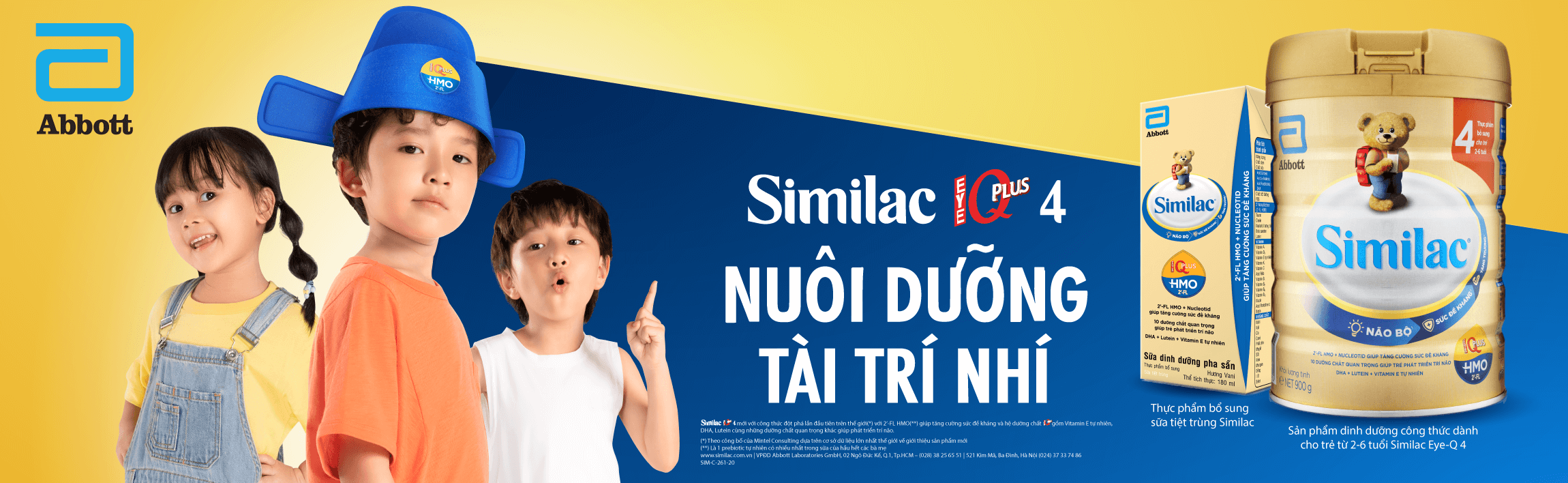 Similac Banner T9