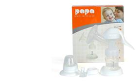 Dụng cụ hút sữa  bằng tay Papa