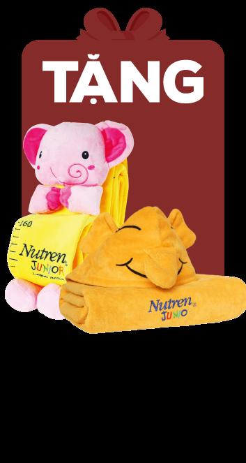 Sản phẩm dinh dưỡng y học sữa bột Nutren JUNIOR cho bé suy dinh dưỡng 400g (1-10 tuổi)