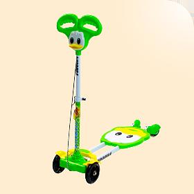 Scooter &Vận động