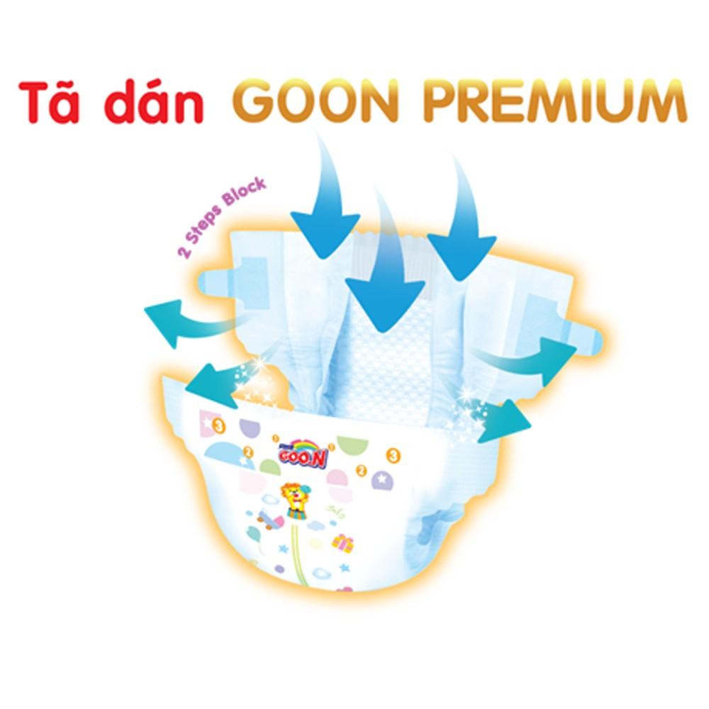 Tã dán Goon Premium bịch đại2