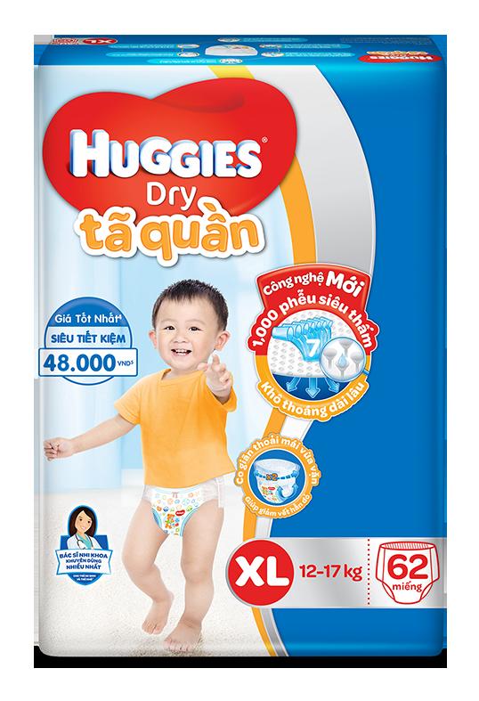 Huggies Ta Quan XL62