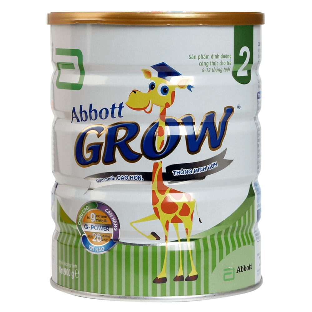Sữa Abbott Grow 2 (G-Power), 6-12 tháng, 900g1