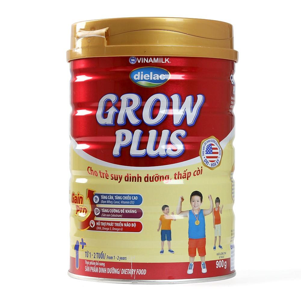 Dielac Grow Plus 1+, 1-2 tuổi, 900g1