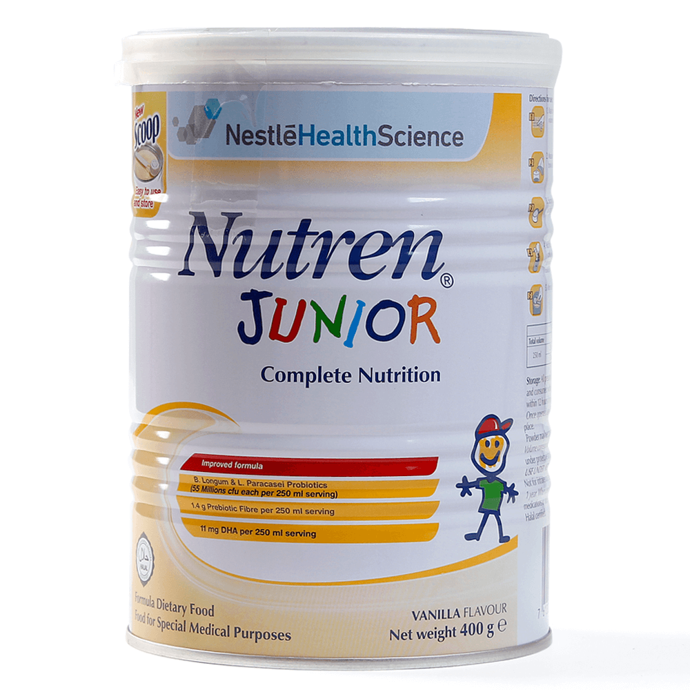 Sữa Nutren JUNIOR, 400g1