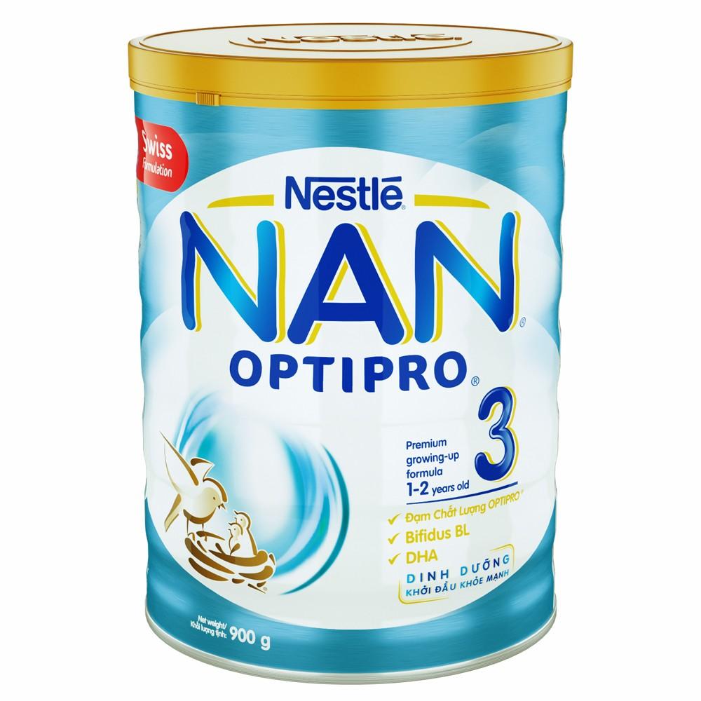 Sữa NAN Optipro 3, 900g1