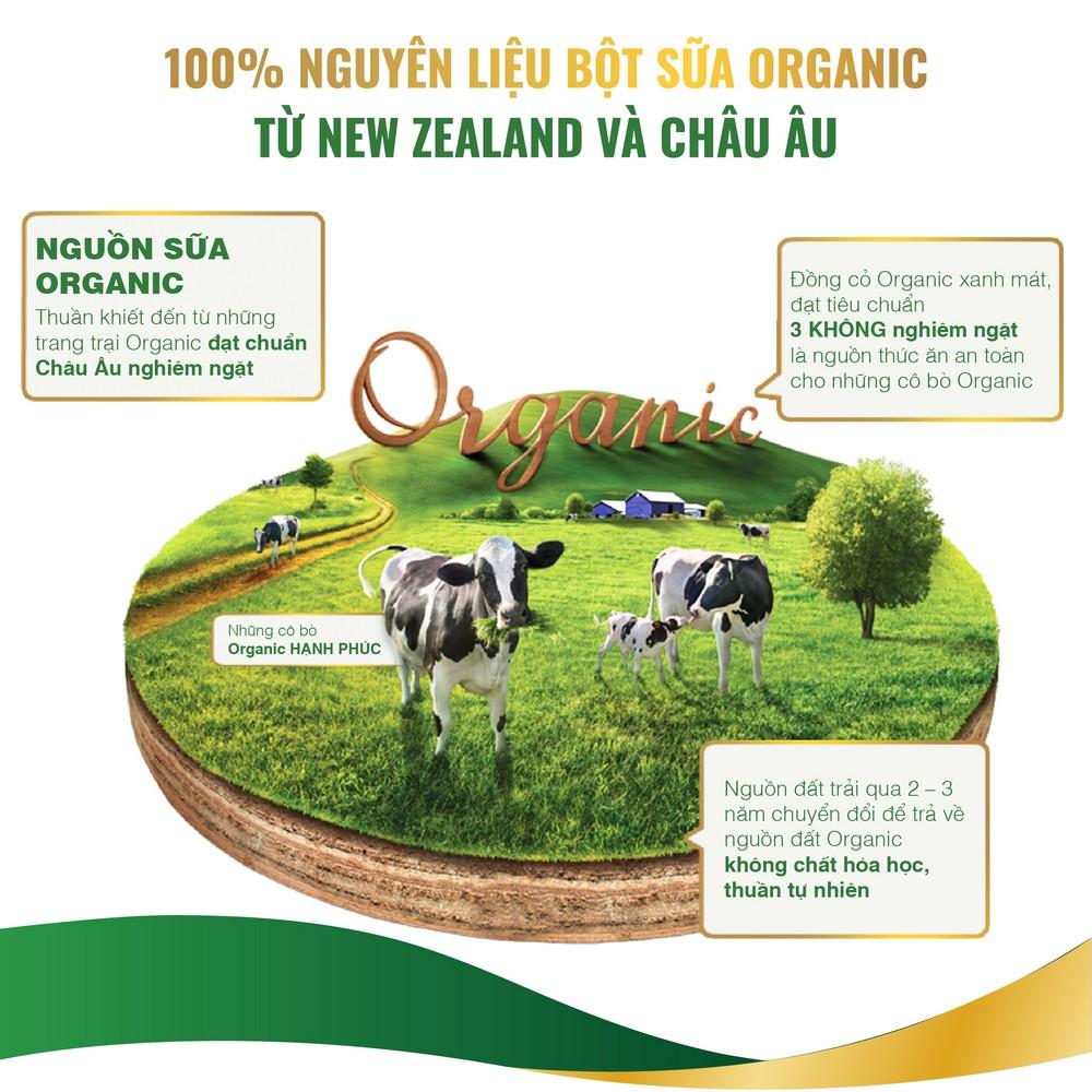 Sữa Vinamilk Organic Gold 3