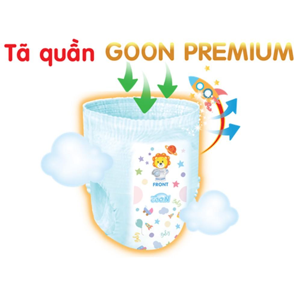 Tã quần Goon Premium bịch đại 2