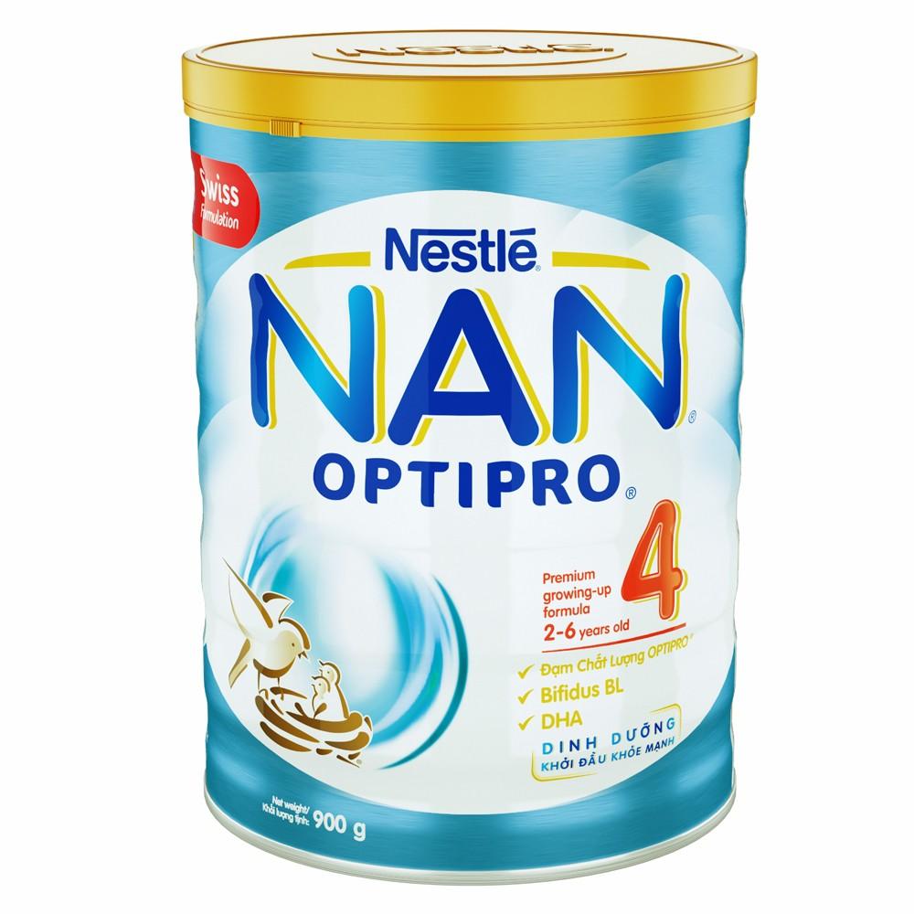 Nestle NAN Optipro 4, 2-6 tuổi, 900g1