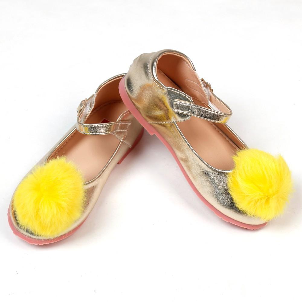 Giày bé gái CF A059031 (Vàng)1