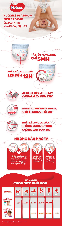 Huggies Platinum Ta Quan Infographic