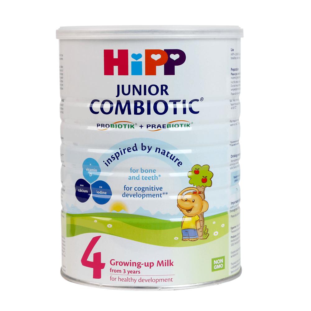 HiPP 4 Junior Combiotic 800g01