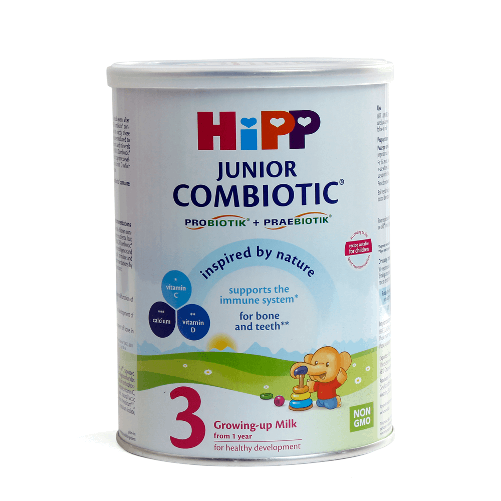 Hipp 3 Combiotic Organic Follow-on, 10-36 tháng, 350g01