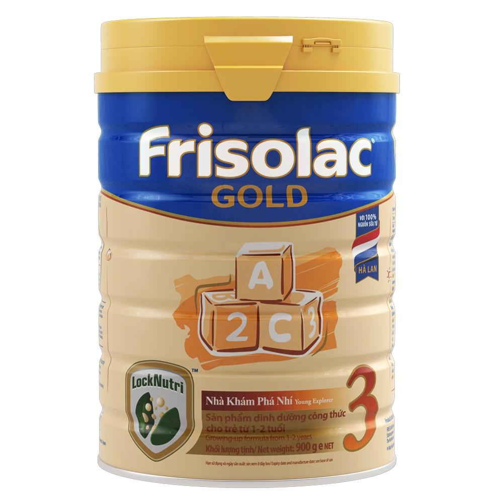 Friso Gold số 3 Sunrise, 900g