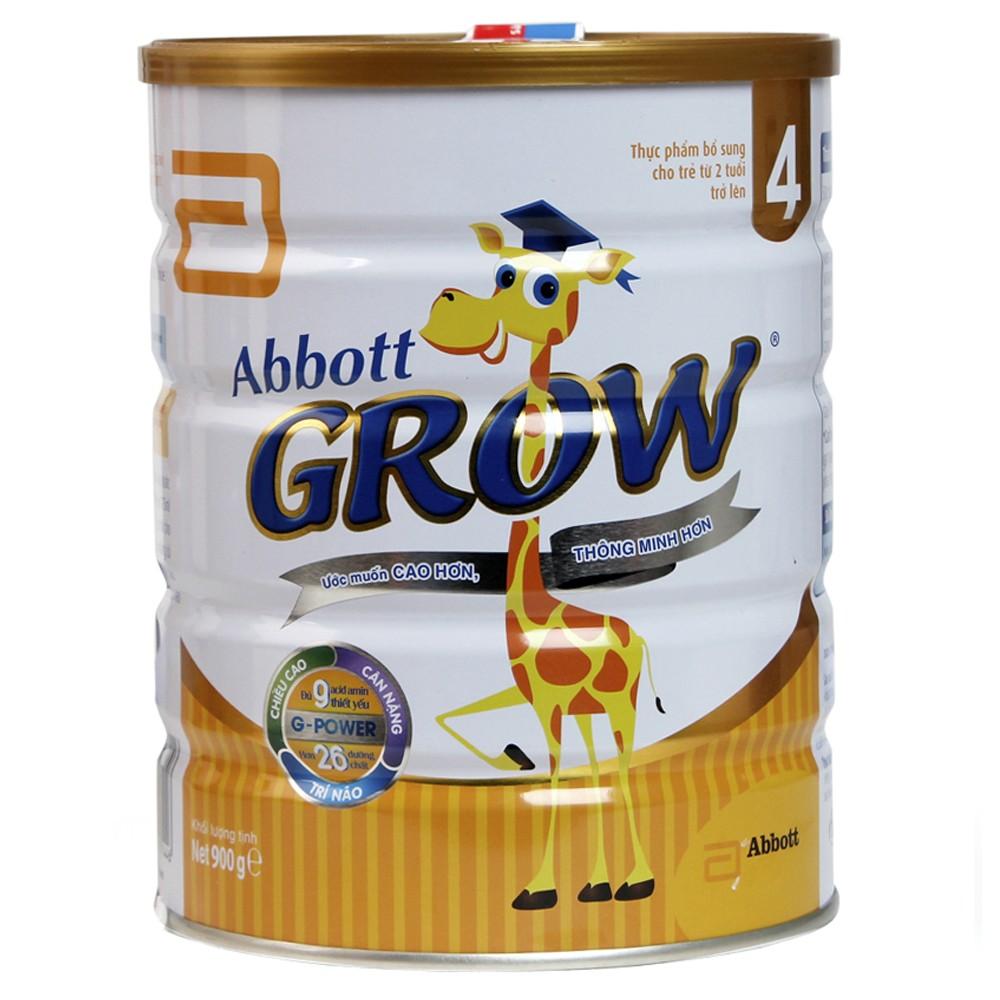Abbott Grow 4 Hương Vani 900g1